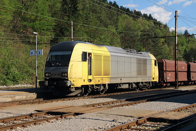 645 003 (ER20 003 or 92 80 1223 003-5 D-DISPO) at Borovnica on 21st April 2015 (7)