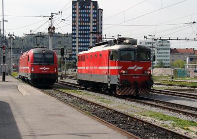 342 001 (91 79 1342 001-9) at Ljubljana on 16th April 2015 (2)