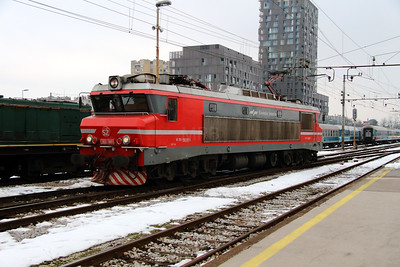 363 001 (91 79 1363 001-3) at Ljubljana on 26th January 2013