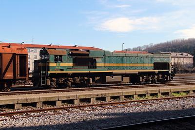 3) 664 114 at Nova Gorica on 25th January 2013