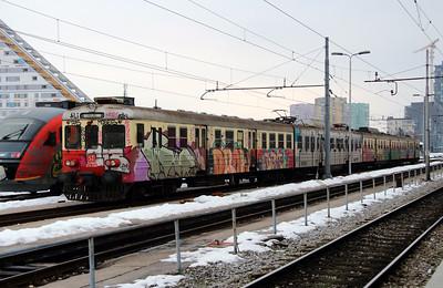 315 209 at Ljubljana on 26th January 2013