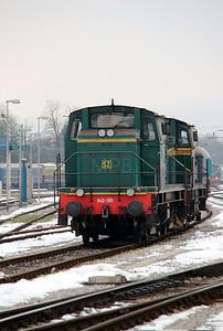 1) 642 301 (98 79 2642 301-1) at Ljubljana on 26th January 2013