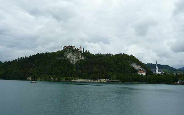 2011 JUL 23 Bled and Bohinj