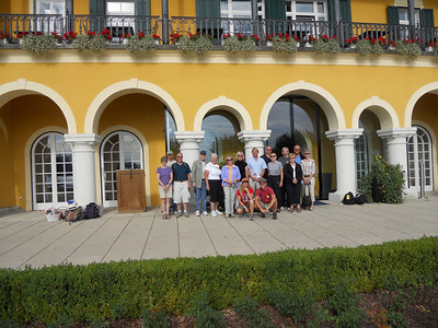 Farewell to Hotel Schloss Velden and on our way to Venice.