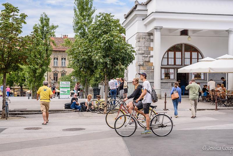 Biking in Tandem