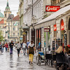 Pedestrian Friendly Streets of Ljubljana