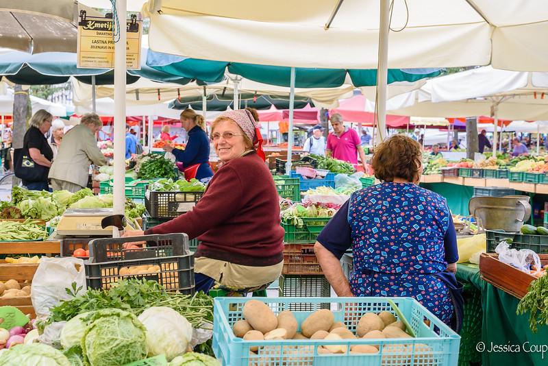 Market Ladies