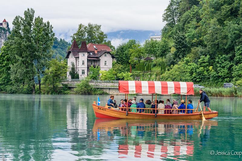 Touring the Lake
