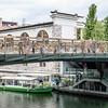 Photographing Ljubljana River