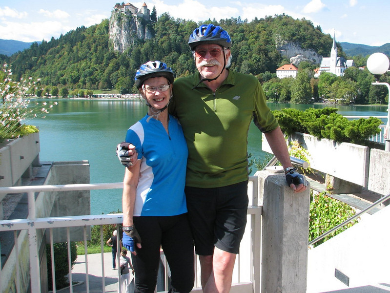 Sandy & Irwin Lake Bled