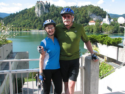Sandy & Irwin Lake Bled