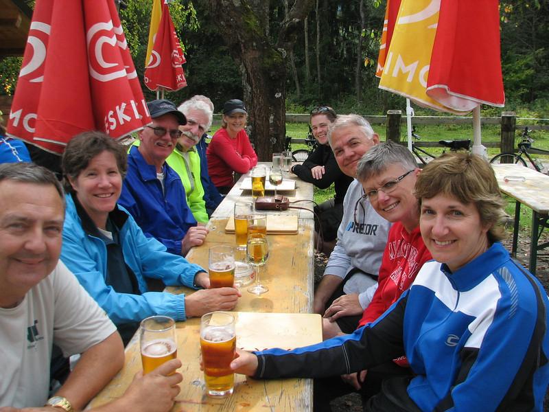 Lunch at Almwirtschaft Schutt