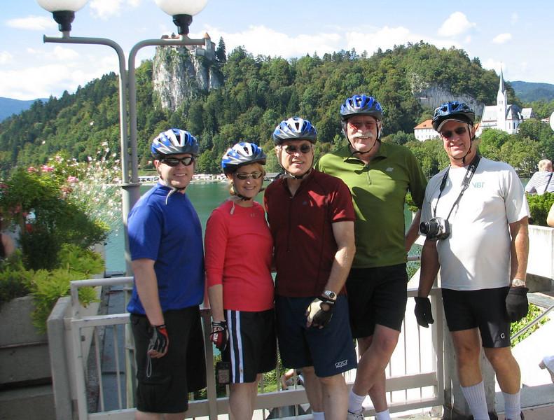 Brian, Cherie, Rick, Irwin & Marty