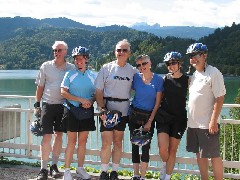 Ed, Kathy, Jack, Eileen, Claire, Paul
