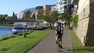 Villach bikeway