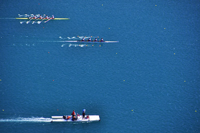 More of the World Rowing Championships on Lake Bled  2011