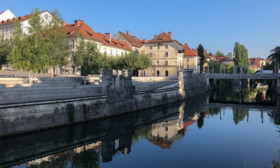 Ljubljana by daylight