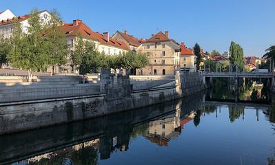 Ljubljana by daylight