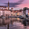 Morning Waterfront, Piran