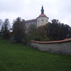 Skofja Loka castle, with a nice museum inside