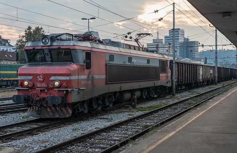 SZ 363-018 Ljubljana 18 October 2018