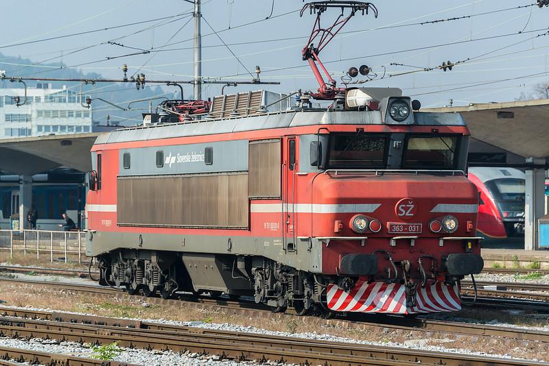 SZ 363-031 Ljubljana 20 October 2018
