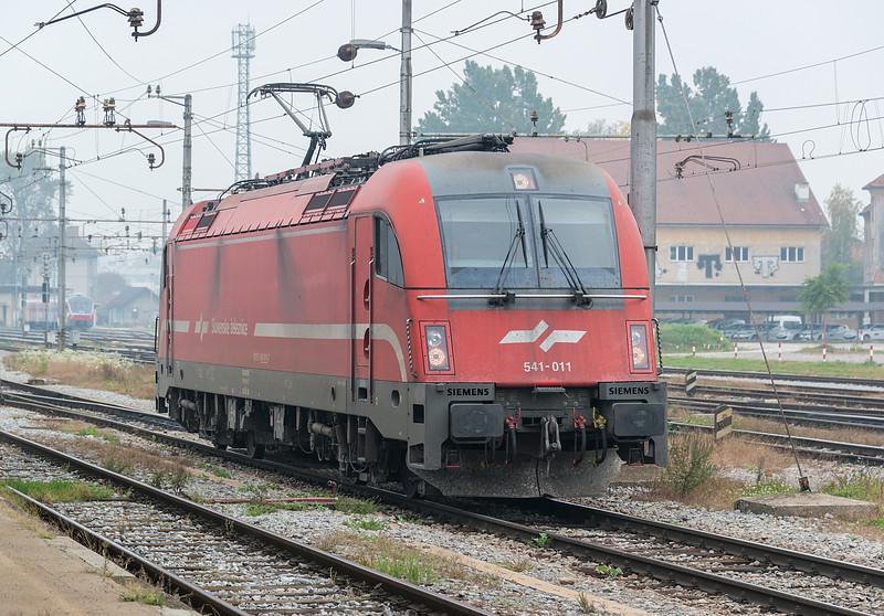 SZ 541-011 Ljubljana 20 October 2018