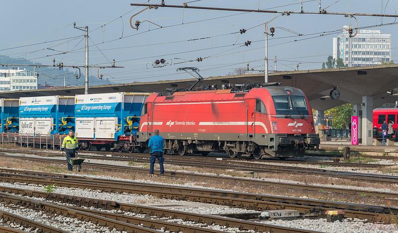 SZ 541-008 Ljubljana 19 October 2018
