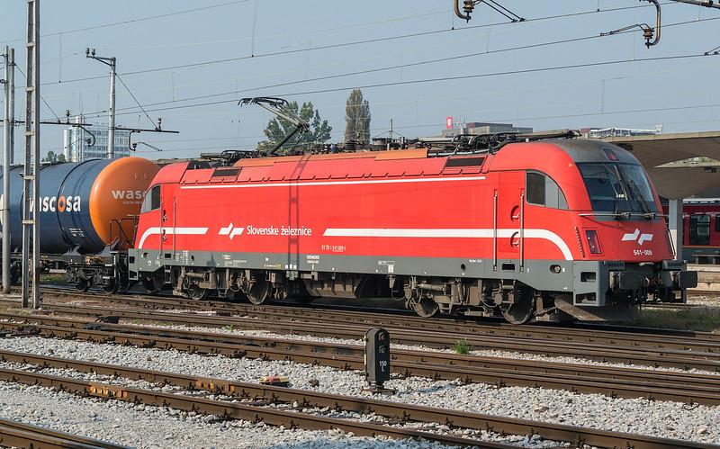 SZ 541-009 Ljubljana 19 October 2018
