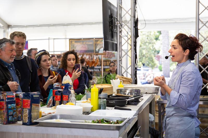 Della triglia non si butta via niente - Chef Marianna Vitale