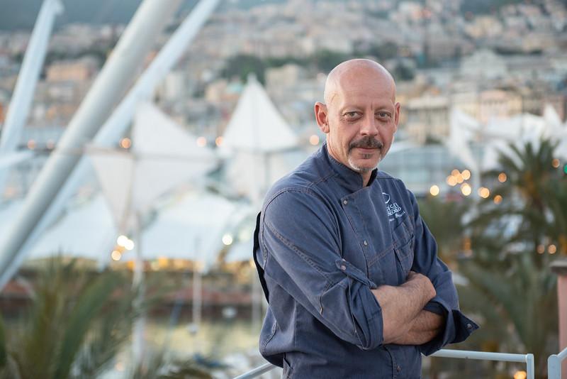 Gianfranco Pascucci / Ristorante Marin
