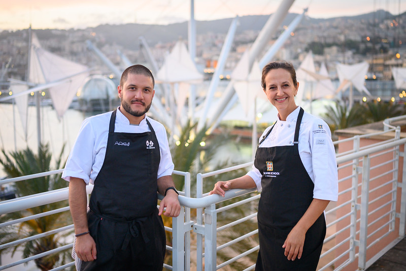 La cucina sudamericana di Karla Enciso e Daniel Maldonado