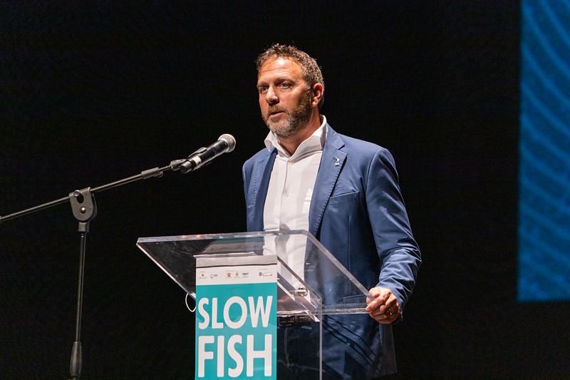 Apertura di Slow Fish2021