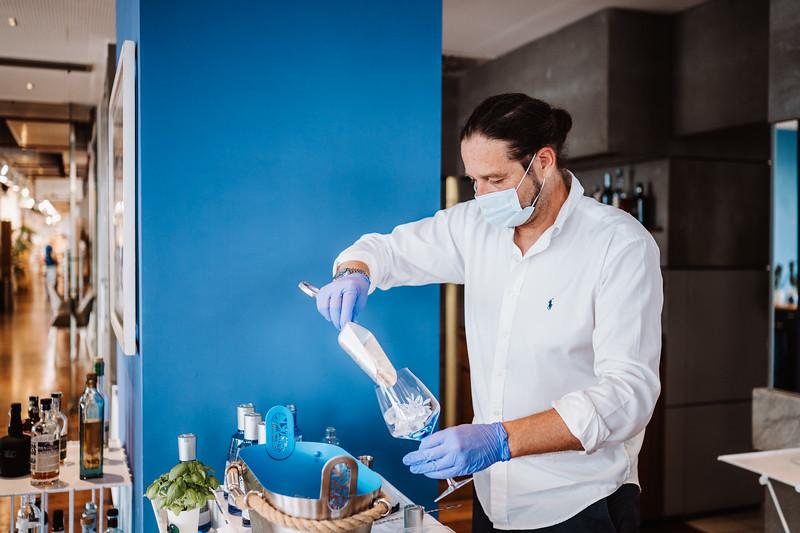 Il mediterraneo in un progetto etico e di cucina - Marin