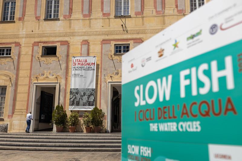 L'Italia di Magnum a Slow Fish 2021