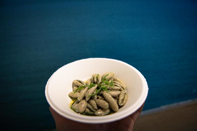 Le alghe a tavola – Antonio Labriola – Regione Basilicata