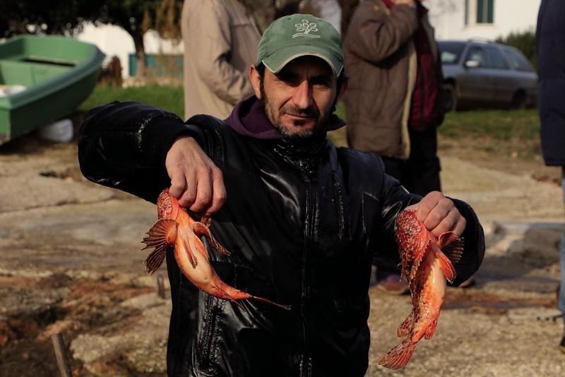 La piccola pesca di Torre Guaceto   Torre Guaceto Small-Scale Fishing