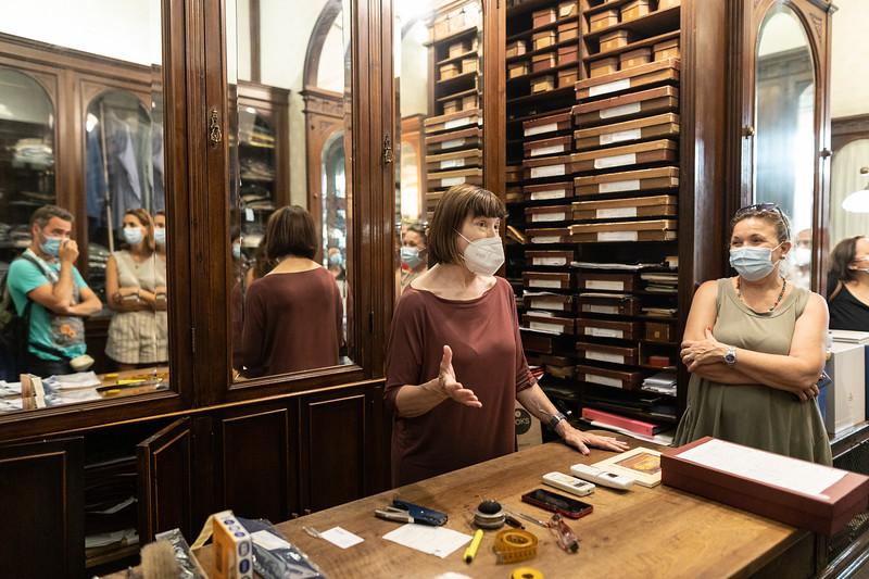 Tour delle botteghe storiche di Genova