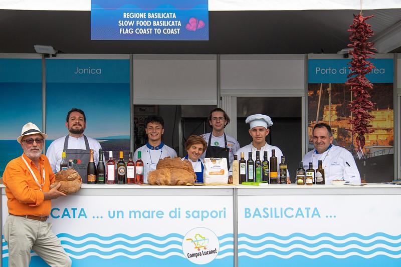 Le Regioni a Slow Fish – Basilicata