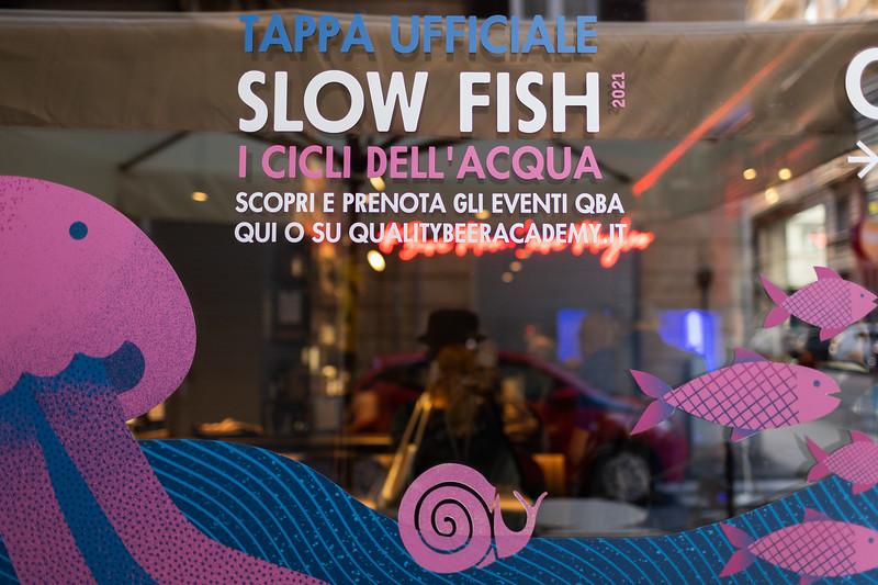 Colori e persone di Slow Fish 2021