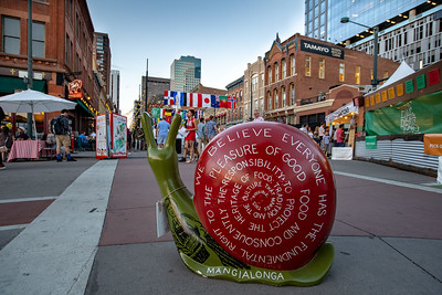 Slow Food Nation (web) | Larimer Square - Denver, CO | July 2018