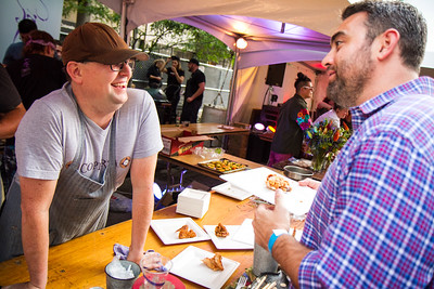 Colorado-Made Block Party @ Slow Food Nations