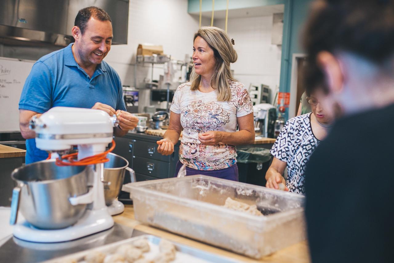 Bake and Destroy Workshop
