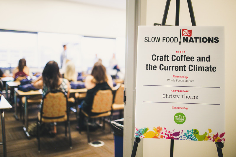 Craft Coffee and the Current Climate