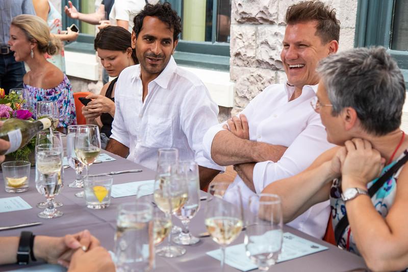 Food for Change Dinner: Relais & Chateaux + Denver