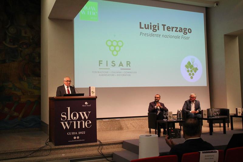 Luigi Terzago, Presidente nazionale Fisar