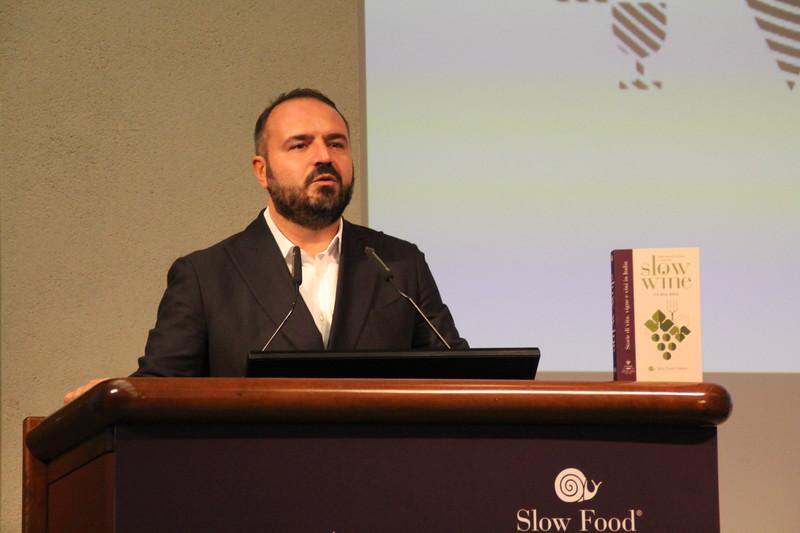 Federico Gordini, Presidente e fondatore della Milano Wine Week