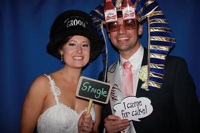 Slyvie & Matthew Wedding 4-16-16