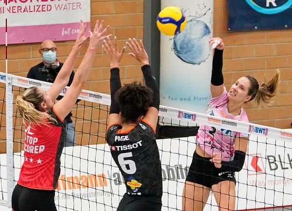 Volleyball Sm'Aesch Pfeffingen - Viteos NUC © Klaus Brodhage (15)