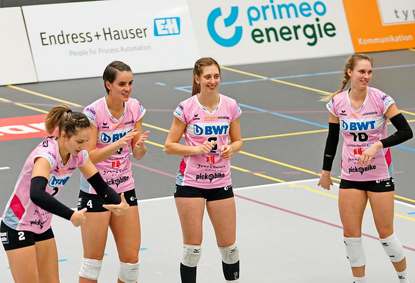 Volleyball Sm'Aesch Pfeffingen - Viteos NUC © Klaus Brodhage (2)